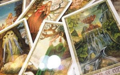 Apprendre le tirage en croix avec le Tarot des Druides