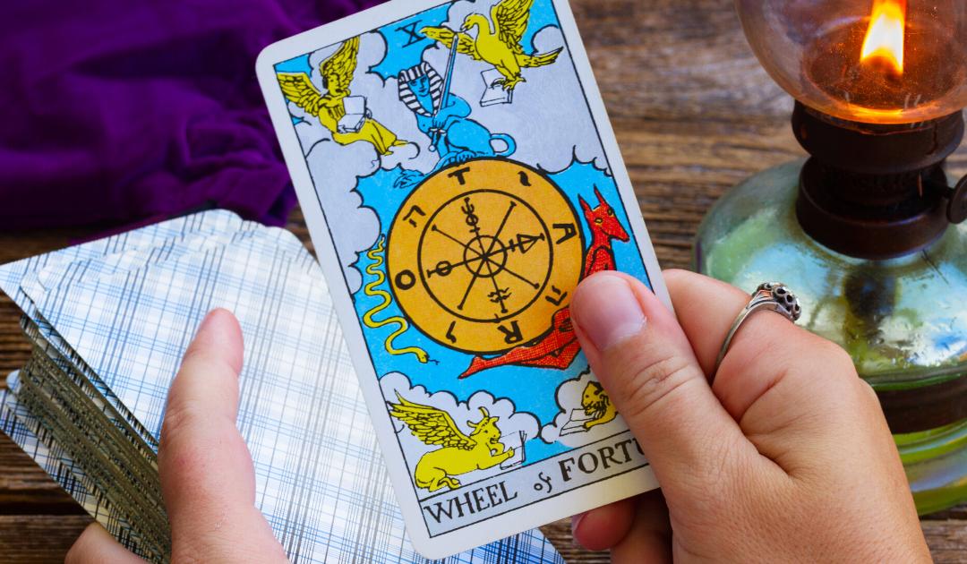 Apprendre le tarot voyance : Comment apprendre la roue de fortune des 22 cartes majeurs ?