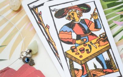 Bateleur tarot : signification dans le tarot divinatoire